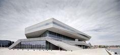 Dokk1 de Schmidt Hammer Lassen se distingue como la Biblioteca Pública del 2016