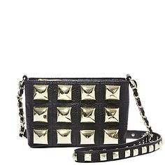 BHARTLEE BLACK accessories handbags day misc. - Steve Madden
