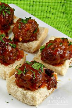 Chipotle BBQ and Peach Slow Cooker Meatball Sliders on deck. Set them up hours before, and be ready for kickoff!