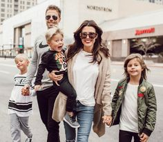 Family Finds Under Cute Family, Family Goals, Beautiful Family, Family Kids, Happy Family, Parenting For Dummies, Kids And Parenting, Hello Fashion Blog, Christine Andrew