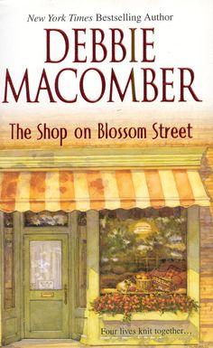 shop on blossom   The Shop on Blossom Street (Blossom Street, No. 1)   CraftyChica.com ...