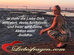 Je mehr die Liebe Dich motiviert, desto furchtloser und freier wird Deine Aktion sein! -Buddha- http://liebesfragen.com/warum-dein-freund-dich-nie-verstehen-wird-1