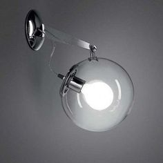 热卖【ARTSLIGHT】后现代简约壁灯 创意个性大号爱迪生灯泡玻璃球-淘宝网