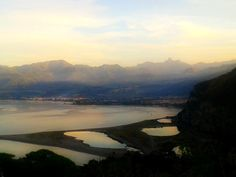 Northern of Sicily: the Natural Park of Marinello Lakes and the Peloritan Mountains. Like a painting!