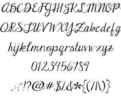 handwriting fonts - Google Search