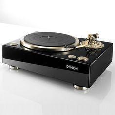 Denon DP-A100 Turntable - Celebrating Denon 100th Anniversary Special Edition