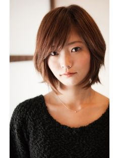 Stylish Pixie Haircuts Ideas For Graduation Party In 2018 Medium Hair Cuts, Short Hair Cuts, Medium Hair Styles, Curly Hair Styles, Asian Short Hair, Asian Hair, Kawaii Hairstyles, Hairstyles With Bangs, Corte Y Color