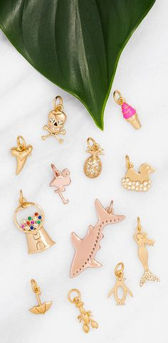 I need all of these @baublebar charms!!! Giveaway via @collegeprepster