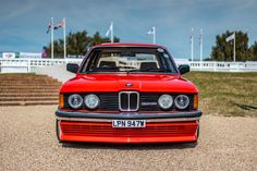 Exhausted Photography - Show Coverage - Players Classic 2018 Bmw E21, E30, Bmw Classic Cars, Bmw 2002, Bmw 3 Series, Car Brands, Bmw Cars, Car Manufacturers, Motor Car