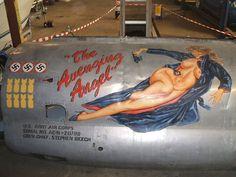 Military Aircraft Nose Art