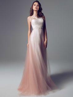Vestido de novia degradado: Blumarine 2013-14 Bridal Collection