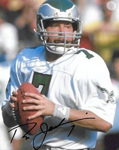 680b4243089 Ron Jaworski, Philadelphia Eagles, Signed, Autographed, 8X10 Photo, a COA  with the Proof Photo of Ron Signing Will Be Included,