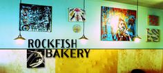 Scrumptious lunches at The Rockfish Bakery - Lincoln City Or