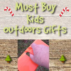 #Outdoor kids #gift ideas