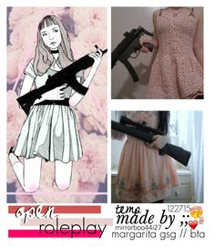 """""""[ ♥ ] is there a bad bxtch anywhere? -- sebby"""" by margiexbixdominicana ❤ liked on Polyvore featuring art"""