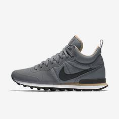 Speciale Nike Sneakers Internationalist leather (Donker