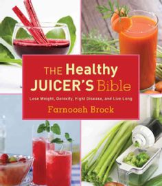 @Overstock.com - A Comprehensive Guide for All Your Juicing Needs Free radical–fighting blueberries, nutrient-rich kale, or protein-packed spinach—every fruit and vegetable you can think of pairs up in this juice bible for devoted followers o...http://www.overstock.com/Books-Movies-Music-Games/The-Healthy-Juicers-Bible-Lose-Weight-Detoxify-Fight-Disease-and-Live-Long-Hardcover/6827261/product.html?CID=214117 $12.76