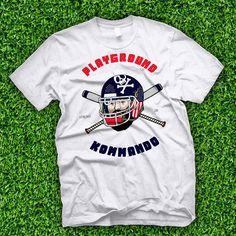 Arnaud Pagés x outsmART originals: Playground Kommando T-Shirt Cyclones Magazine