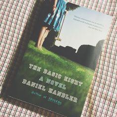 Book 50 — Basique 8⃣ #2014ReadingChallenge #TheBasicEight #DanielHandler #books #literature