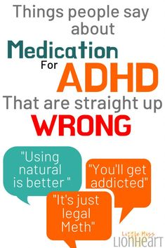 71 Best ADHD and Medication images in 2019 | Adhd, Adhd