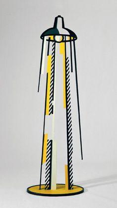 Yellow - Roy Lichtenstein