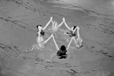Zürich, Hallenbad Wasserballett Galaabend Spa, Wellness, Ballet