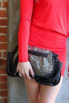 studded bag at Viva Diva