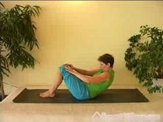Get Better Sleep and Improve Digestion with This 30-Second Yoga Move