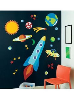 Big Mural Out of this World