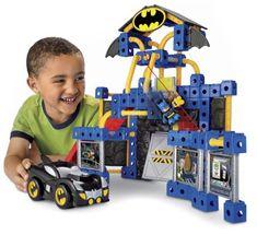 Fisher-Price TRIO DC Super Friends Batcave