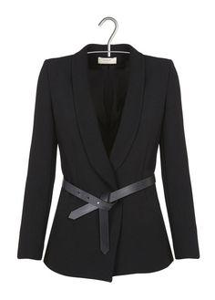 E-shop Veste Blazer Niro En Crêpe Noir Ba & Sh pour femme sur Place des tendances Groupe Printemps. Retrouvez toute la collection Ba & Sh pour femme.