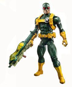 Captain America Legends Hydra Soldier