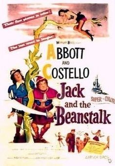 Jack and the Beanstalk    - FULL MOVIE - Watch Free Full Movies Online: click and SUBSCRIBE Anton Pictures  FULL MOVIE LIST: www.YouTube.com/AntonPictures - George Anton - Abbott & Costello's version of the famous fairy tale, about a young boy who trades the family cow for magic beans.  33 likes, 6 dislikes