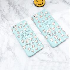 EVERYTHING IN LOVE IPHONE CASE