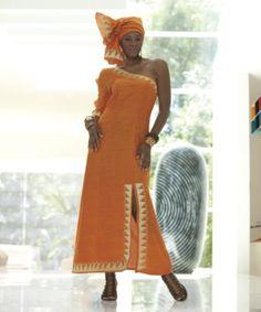 Natoya Dress from ASHRO