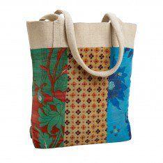 Three Saris Everyday Bag