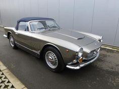 1961 Maserati 3500 GT Vignale Spyder