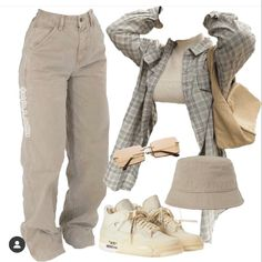 Swaggy Outfits, Baddie Outfits Casual, Style Outfits, Retro Outfits, Cute Casual Outfits, Tomboy Fashion, Teen Fashion Outfits, Look Fashion, Streetwear Fashion