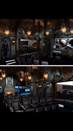 Batman theater