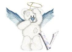 Oh my Alfabetos!: Alfabeto Me to You Bears, angelito.