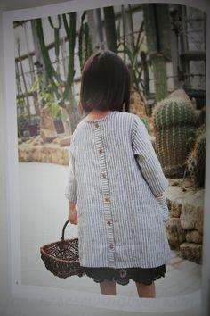 Lovely book of Japanese dresses for girls - review here