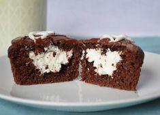 Как испечь кексы из творога