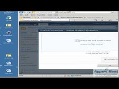 \n        How to SharePoint: How to upload multiple documents in sharepoint document library\n      - YouTube\n