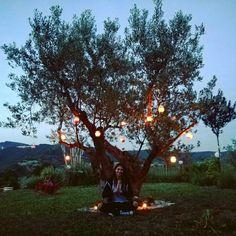 Hippie spirt.  Molise, Italy.