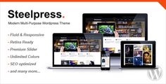 Discount Deals Steelpress - Modern Multi-Purpose Wordpress Themein each seller & make purchase online for cheap. Choose the best price and best promotion as you thing Secure Checkout you can trust Buy best