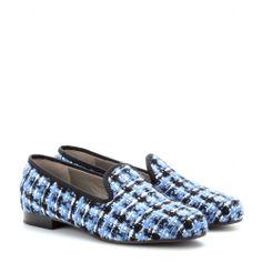 Tweed Slippers ∫ Marc Jacobs - mytheresa