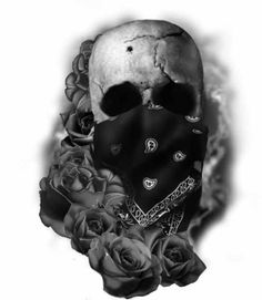 Skull Tattoo (Forearm)