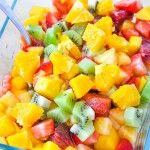 Fruit Salsa Recipe