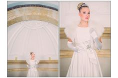 www.joannewithersphotography.co.uk Grace of Monaco Photoshoot. Wedding Photography & Dresses  https://www.gilingandwhitebridal.co.uk http://normantonchurch.wedding/wedding-at-normanton-church/