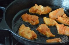 Grain free chicken nuggets recipe free chickens chicken nuggets if you know anything about real food you know that if you want real food chicken nuggets you gotta make em yourself forumfinder Gallery